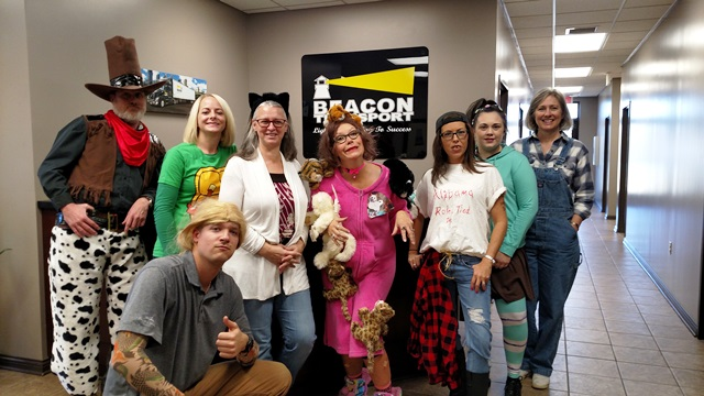 Beacon Transport Office Employees