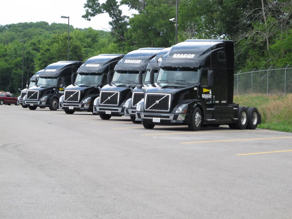 Beacon Transport Truck Driving Nashville