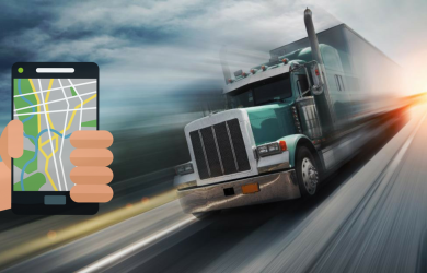 Truck Driving Mobile Apps