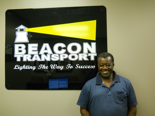 Dyson, Roy has been chosen truck driver of the month for Tennessee based trucking company, Beacon Transport. Become a Driver Nashville TN