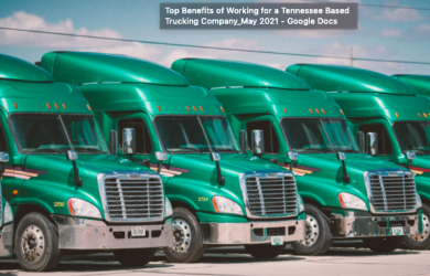 Transportation jobs and Logistics jobs in Nashville TN can offer a surprising amount of benefits.
